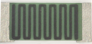 HCX series thick film resistors