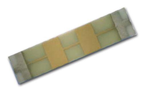 IMF 2345 Series 6 GHz Thick Film Low Pass Filter