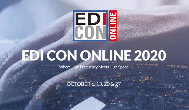 EDI CON Online Event